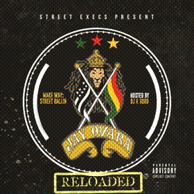 MAKEWAY: STREET BALLIN RELOADED Jay Ovara front cover