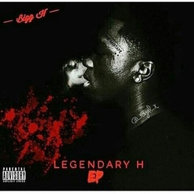 Legendary H EP Bigg H front cover