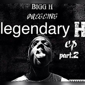 Legendary H 2 Bigg H front cover