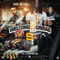 Welcome 2 Chiraq 9 DJ Young JD front cover