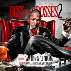 Boss of All Bosses 2 Cam'ron front cover