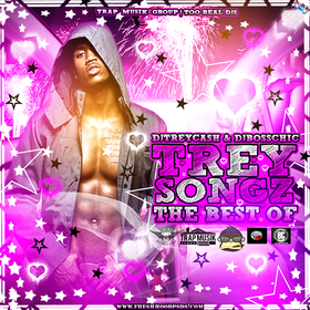 The Best Of Trey Songz Dj Trey Cash front cover