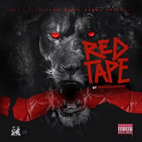 RedTape RedDollaGang  front cover