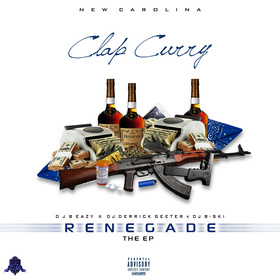 Renegade Clap Curry front cover