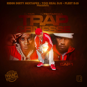 Trap & Finesse (Hosted by Cap 1) DJ Tati front cover