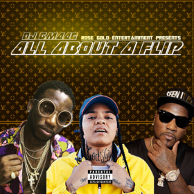 All About A Flip DJ GMAAC front cover