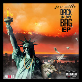 Back In My Bag EP Jae Millz front cover