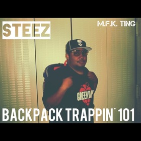 Backpack Trappin F.A.L.L. front cover