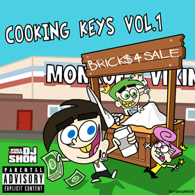 Cooking Keys Vol. 1 Bricks4Sale front cover