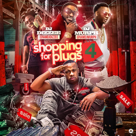 Shopping For Plugs 4 DJ Dizzee front cover