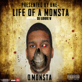Life Of A Monsta Q Monsta BNE front cover