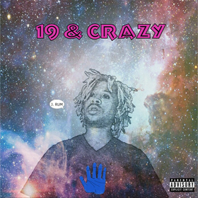19 & CRAZY J. RUM front cover