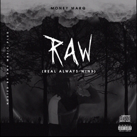 RAW Money Marq front cover