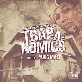 Trapanomics Yung Mazi front cover