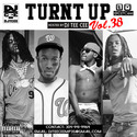 Turnt Up Vol. 38 DJ Tee Cee front cover