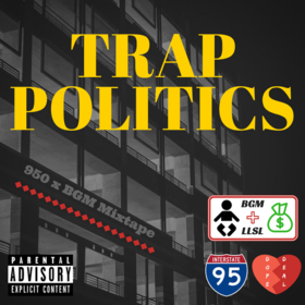 Trap Politics Presented By: 950 Tiggy Suggsy Benz front cover