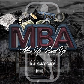 MBA Da Label MBADaLabel front cover