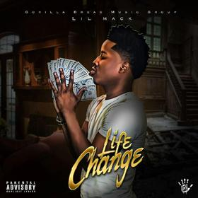Life Change Lil Mack front cover