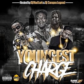 Youngest In Charge DJ Mad Lurk front cover