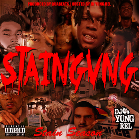 Stain Season StainGvng front cover