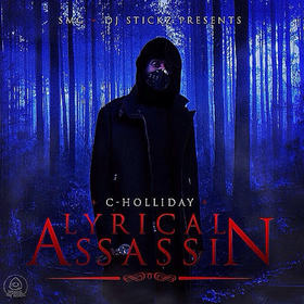 Lyrical Assassin Holliday Rivera front cover