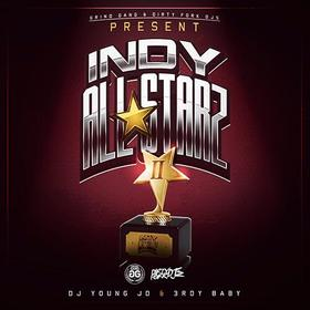 Indy All Starz 2 3rdy Baby front cover