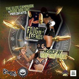 Flight Legends Vol. 7 DJ C-Roc front cover