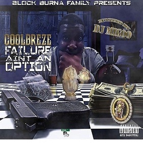 Failure Ain't An Option Cool Breze front cover