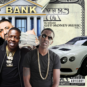 Get Money Music vol.1 DJ GMAAC front cover