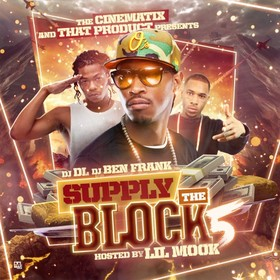 Supply The Block 5 DJ DL front cover