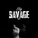 Sly Savage Chris Savage front cover