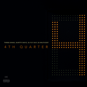 4th Quarter Durtty Daily front cover