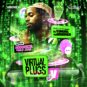 Virtual Plugs 5 DJ Yung Rel front cover
