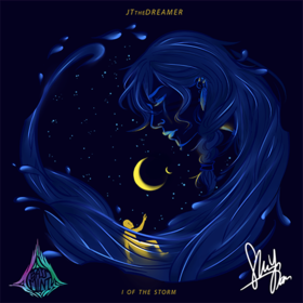 I Of The Storm JTtheDreamer front cover