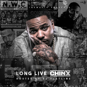 Long Live Chinx DJ Flatline front cover