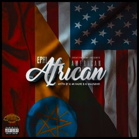American African Ephi front cover