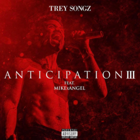 Anticipation 3 Trey Songz front cover