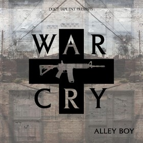 War Cry Alley Boy front cover