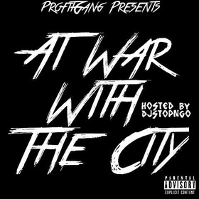 At War With The City Illy Rose  front cover