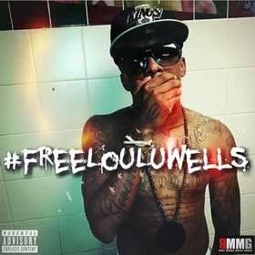 The #FreeLouLuWells EP Lou LuWells front cover