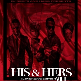 His & Hers Vol. 2 Dj RedFx front cover