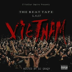 Vietnam :: The Beat Tape G.Klef front cover