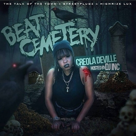 Beat Cemetery Creola Deville front cover