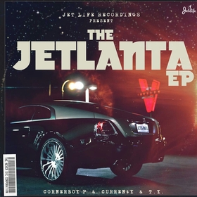 The Jetlanta EP Jet Life front cover