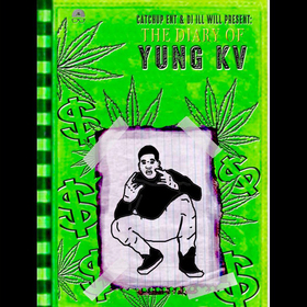 The Diary of Yung KV Yung KV front cover