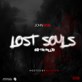 Lost Souls (RIP The Fallin) John Doe front cover