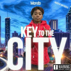 """Yung Rich Mondo - """"Key To The City"""" DJ Konnect  front cover"""