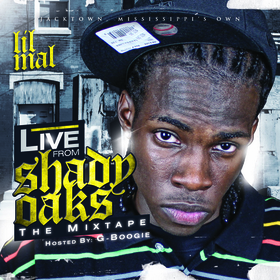 Live From Shady Oaks Meezy front cover