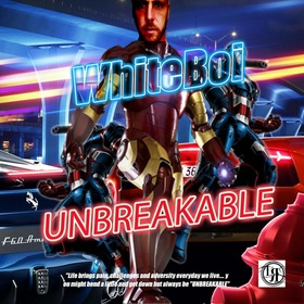 Whiteboi- Unbreakable Dj Young Cee front cover