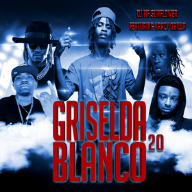 GRISELDA BLANCO VOL 20 DJ MF Sunflower front cover